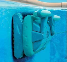 Aspirateur robot piscine hydrolique