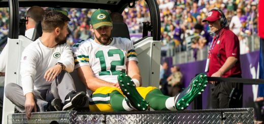 L'infortunio di Aaron Rodgers