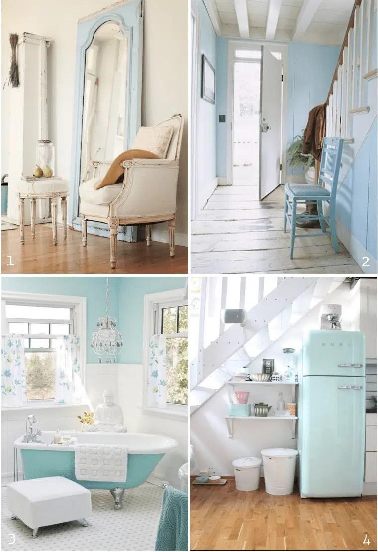 Arredare una casa al mare in stile shabby chic quello sbagliato vintage fashion blog - Stile shabby chic casa ...