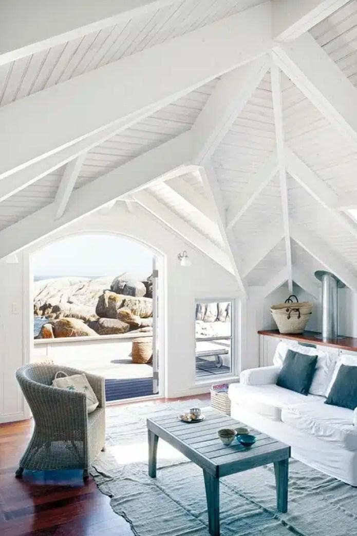 Arredare una casa al mare in stile shabby chic quello sbagliato vintage fashion blog - Arredare casa mare ...