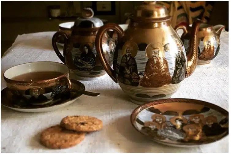 colazione stile vintage
