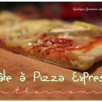Pate à Pizza express