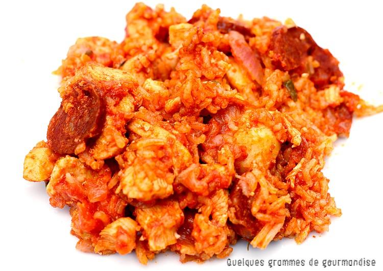 poulet a l espagnole cookeo quelques