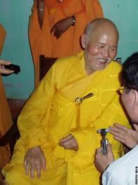 Đức Tăng Thống Thích Quảng Độ - Photo PTTPGQT