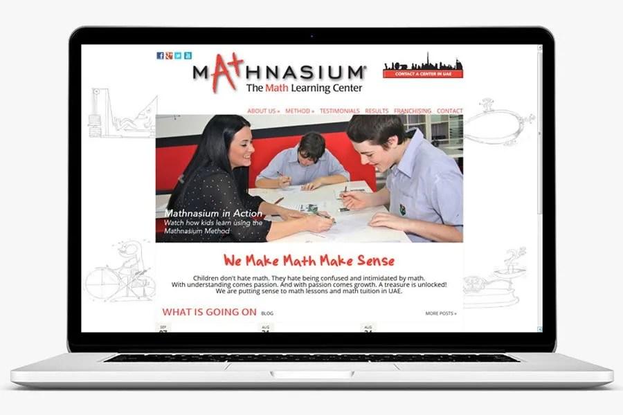 Mathnasium UAE realizado por quenohariayoporti