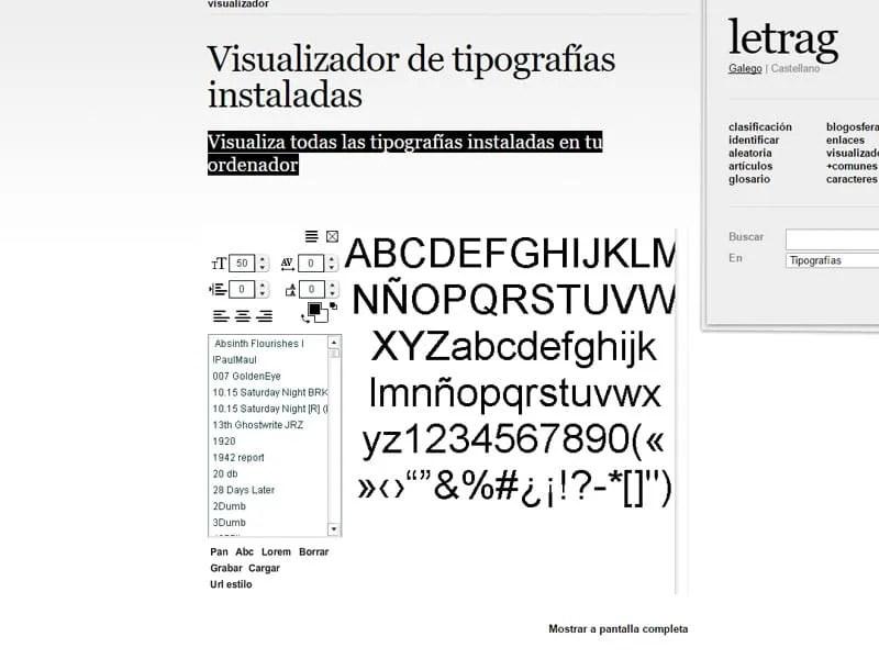 visualizador-de-tipografias-instaladas