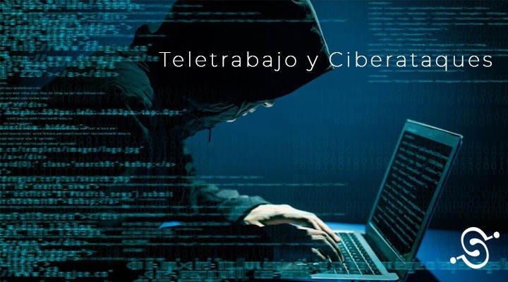 El teletrabajo y los ciberataques