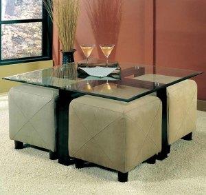 multi-purpose coffee table