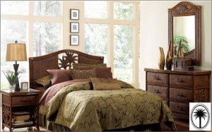 Royal Palm Bedroom collection