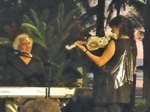 Manuel & Nancy in Jaco