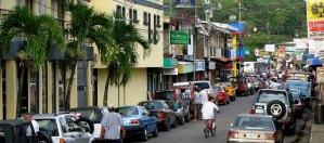 Downtown Quepos