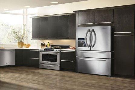 Counter depth fridge