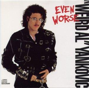 Weird Al album cover