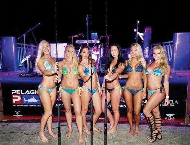 Pelagic girls