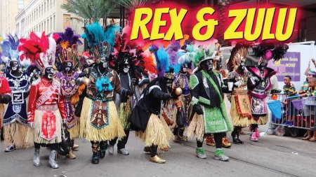 Rex and Zulu