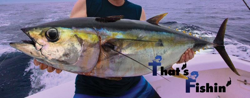 That's Fishin' logo