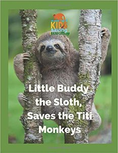 Buddy the sloth