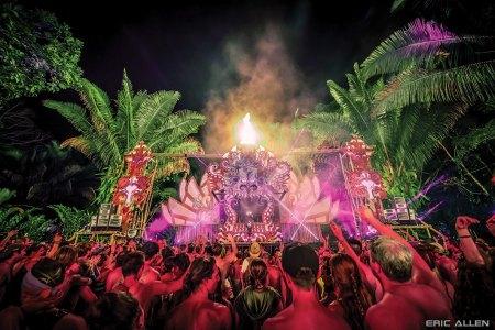 Envision fest luna stage