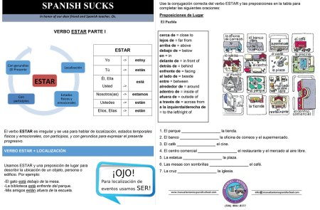 Spanish Sucks lesson