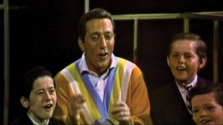 Andy Williams and Osmond Brothers