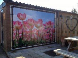 Tulpen-rechthoek-tuindoek
