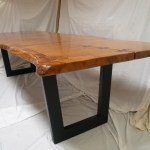 Pippy Oak Slab with Metal Base (6)