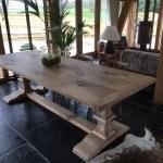 Beautiful Bespoke Dining Table