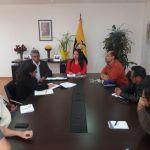 Colectivo Agroecológico y organizaciones sociales se reúnen con Ministra de Agricultura