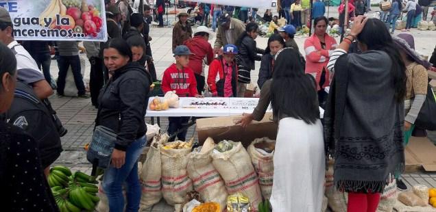 """Campaña QRE en Nariño: Segundo Encuentro Departamental """"Cultivando Paz"""""""