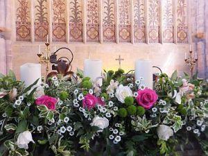 Altar, Bolton Abbey Church