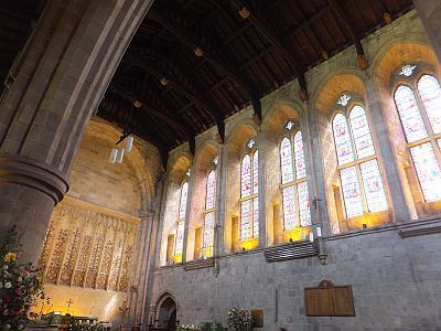 Nave, Bolton Abbey Church
