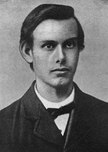 Francis Thompson in 1877