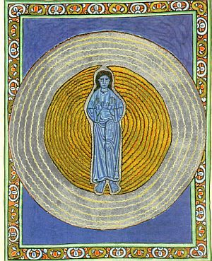 Hildegard's Trinity