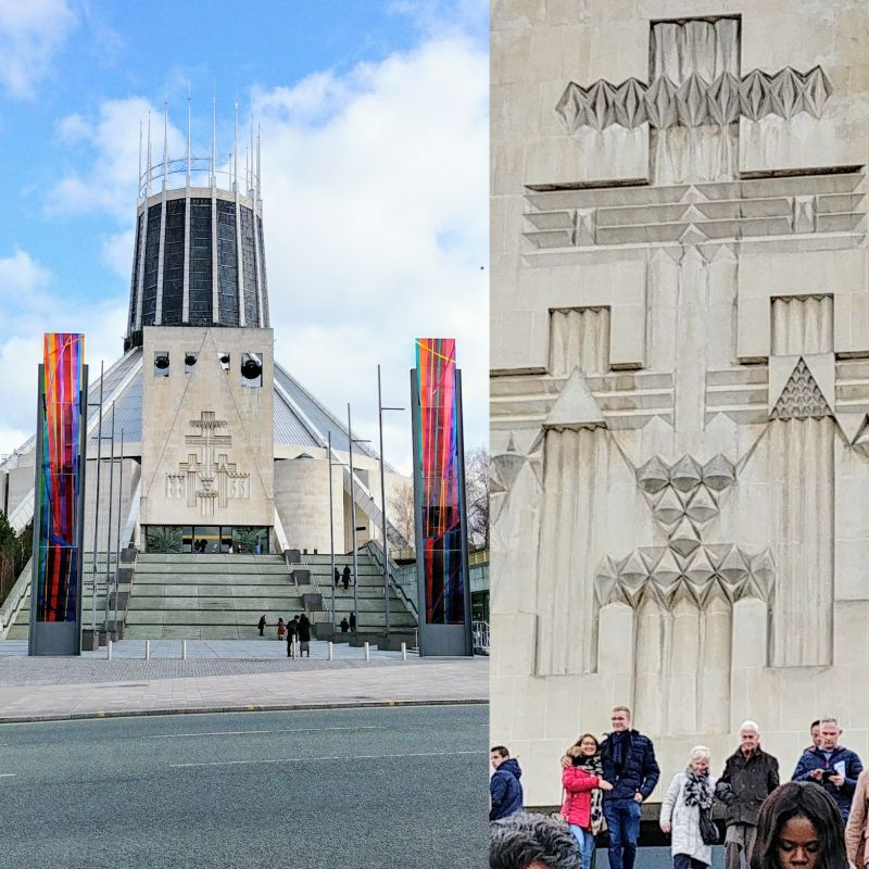 Liverpool Met Cathedral Easter 2018