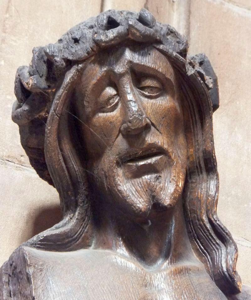 Mostyn Christ c. 1450, Bangor