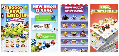 5000 + -emoji-popular-emoji-mobile-apps