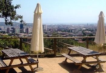 TERRAZA EN BARCELONA: RESTAURANTE BELLAVISTA