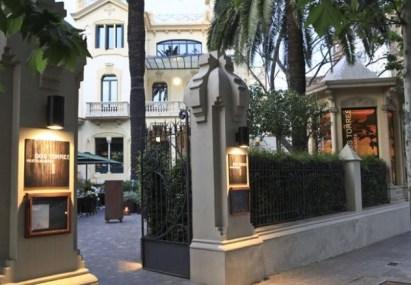 DOS TORRES RESTAURANTE que se cuece en bcn restaurantes románticos para san valentin barcelona