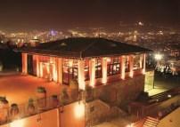 RESTAURANTE EL XALET DE MONTJUICH 4 que se cuece en bcn restaurantes románticos para san valentin barcelona