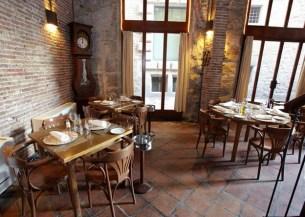 RESTAURANTE ROMANTICO HOSTAL EL PINTOR 6 que se cuece en bcn restaurantes románticos para san valentin barcelona