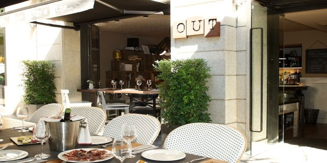 OUT, ONCE UPON A TIME EN MANDRI, BARCELONA