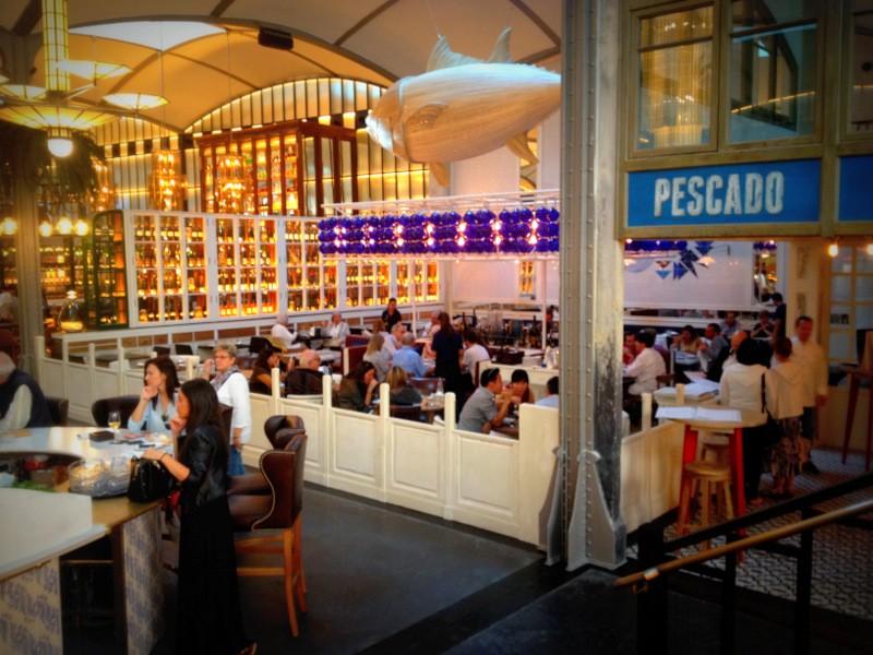 El nacional nuevo restaurante de restaurantes en barcelona - Restaurantes en paseo de gracia barcelona ...