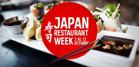 JAPAN RESTAURANT WEEK EN BARCELONA ESTE FIN DE SEMANA