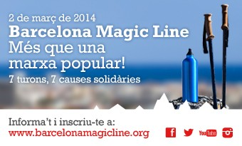 BARCELONA MAGIC LINE QUE SE CUECE EN BCN