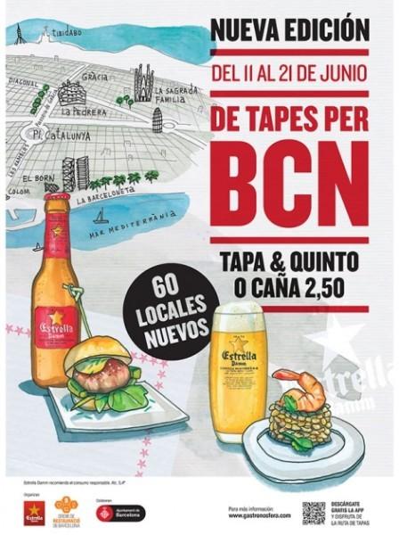 0 ruta de tapes per bcn que se cuece en barcelona planes barcelona 2