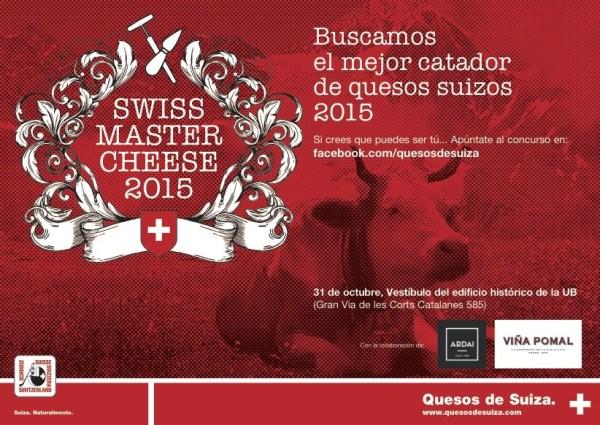 SWISS MASTER CHEESE QUE SE CUECE EN BCN