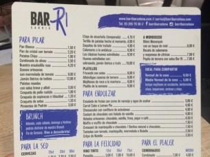 Nuevo restaurante Bar Ri sarria barri que se cuece en bcn (19)