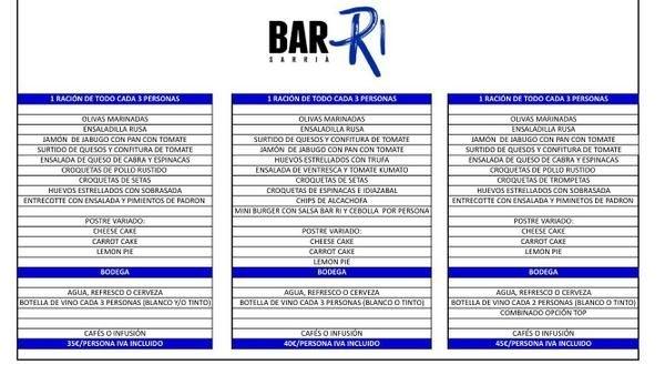 Nuevo restaurante Bar Ri sarria barri que se cuece en bcn (23)