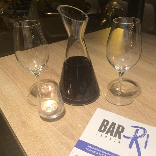Nuevo restaurante Bar Ri sarria barri que se cuece en bcn (27)