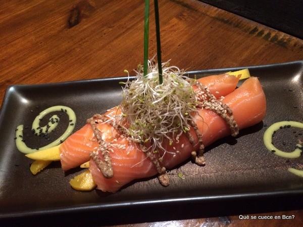 Kynoto Sushi Bar Restaurante Japones Barcelona que se cuece en Bcn (10)